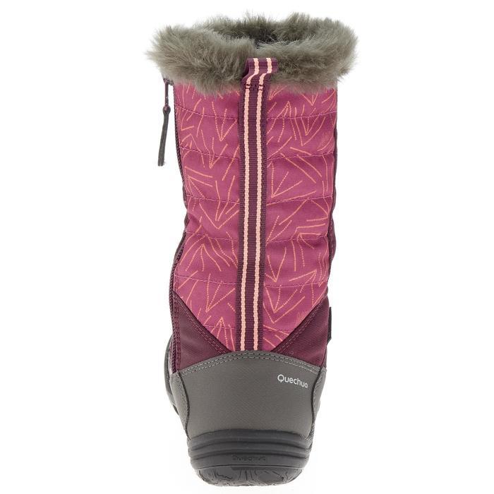 Bottes de randonnée neige Enfant SH900 chaudes et imperméables Light Blue - 1192924