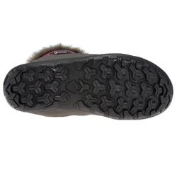 Bottes de randonnée neige junior SH500 warm Violet