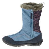 Junior Winter Hiking Boots SH500 Warm - Blue