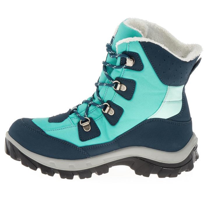 Chaussures de randonnée neige Enfant SH500 active chaudes et imperméables - 1192932