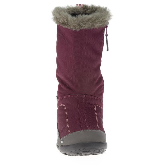 Bottes de randonnée neige Enfant SH900 chaudes et imperméables Light Blue - 1192933