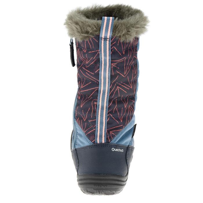 Bottes de randonnée neige Enfant SH900 chaudes et imperméables Light Blue - 1192984