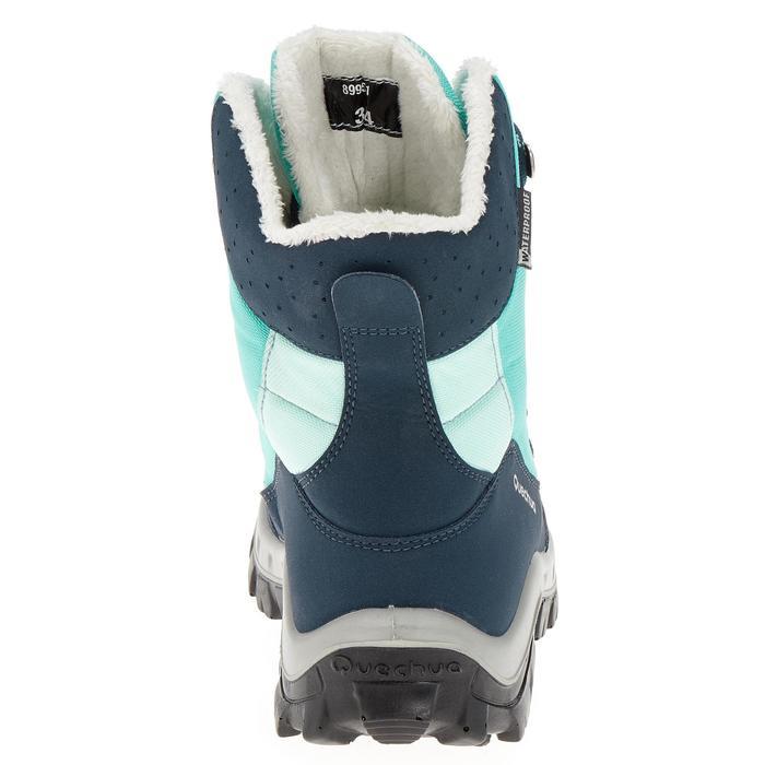 Chaussures de randonnée neige Enfant SH500 active chaudes et imperméables - 1193010