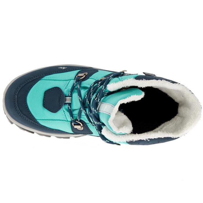 Chaussures de randonnée neige Enfant SH500 active chaudes et imperméables - 1193019