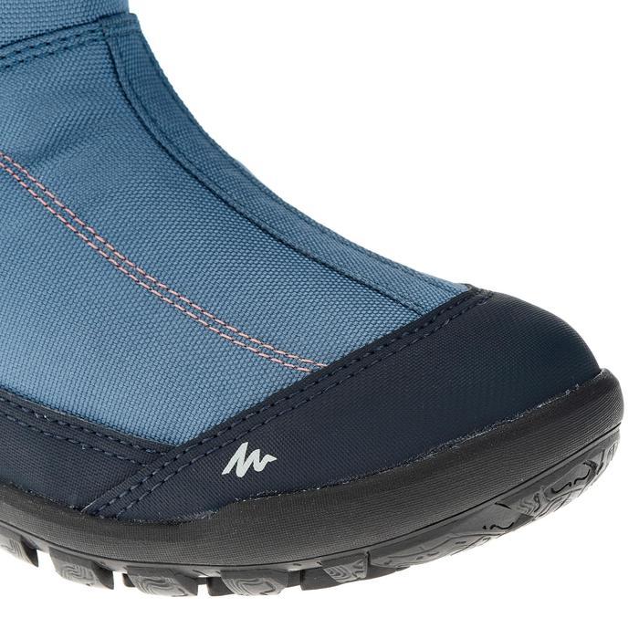 Bottes de randonnée neige Enfant SH900 chaudes et imperméables Light Blue - 1193026