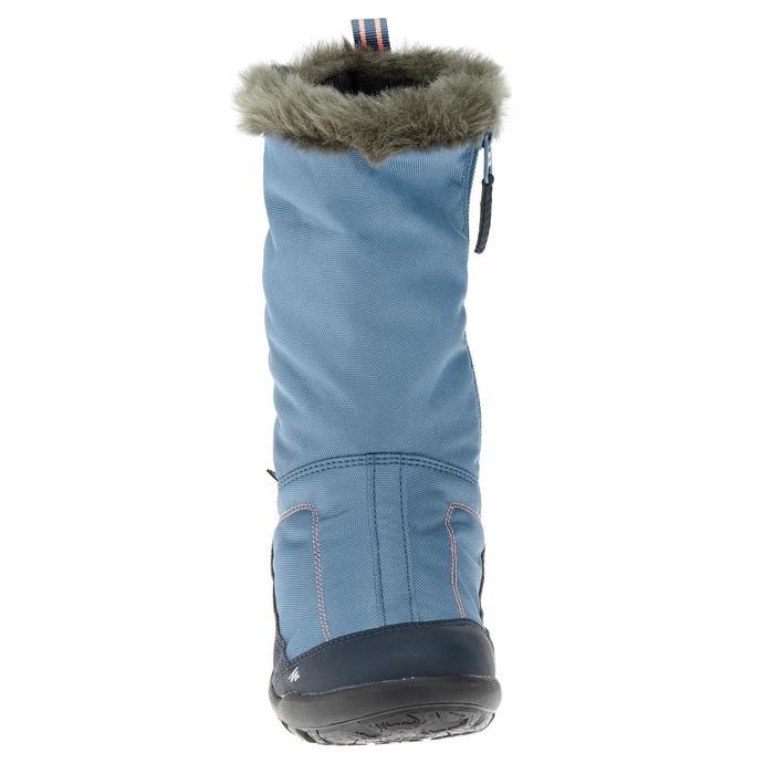 Bottes de randonnée neige Enfant SH900 chaudes et imperméables Light Blue - 1193032