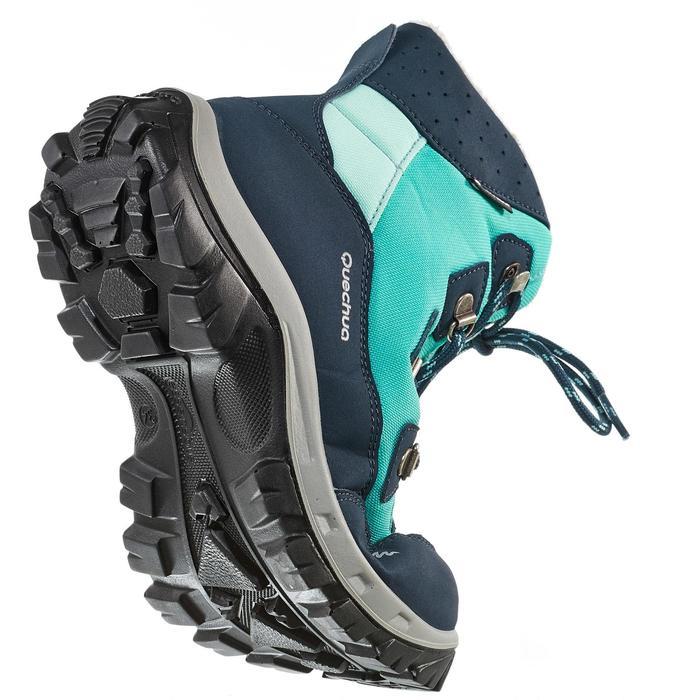 Chaussures de randonnée neige Enfant SH500 active chaudes et imperméables - 1193042