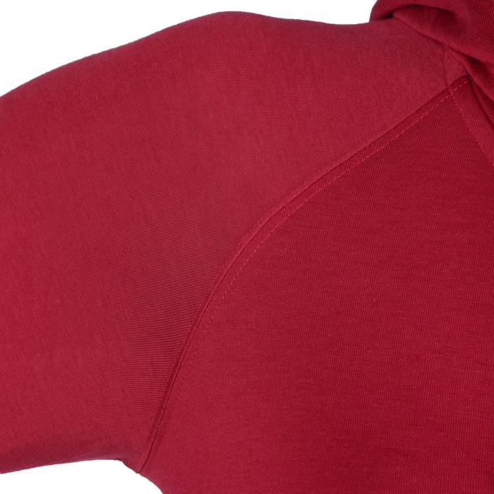 Veste capuche zippée Gym & Pilates femme - 1193087