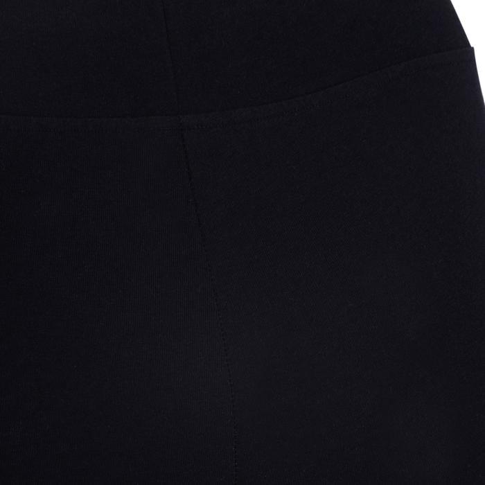 Legging 7/8 FIT+ 500 slim Gym & Pilates femme noir - 1193274