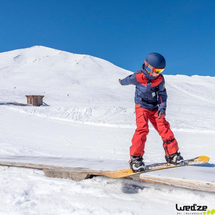 Pads adhésifs antidérapants pour les planches de snowboard. - 119354
