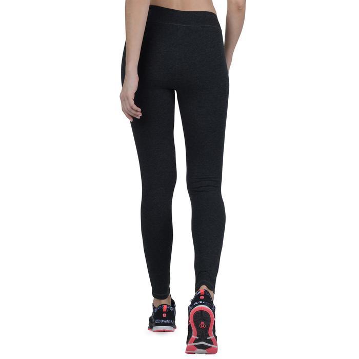 Legging Gym & Pilates femme gris moyen gris foncé - 1193584