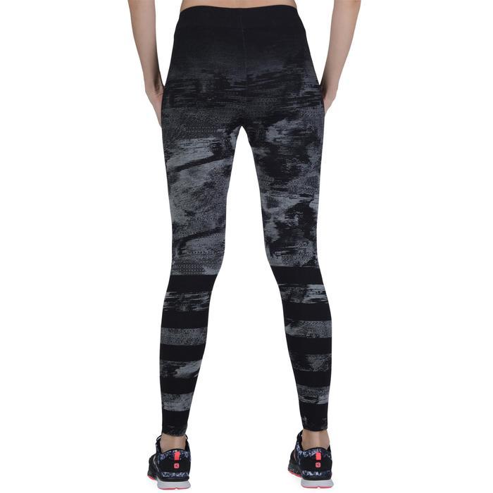 Dameslegging voor gym en pilates, slim fit - 1193645