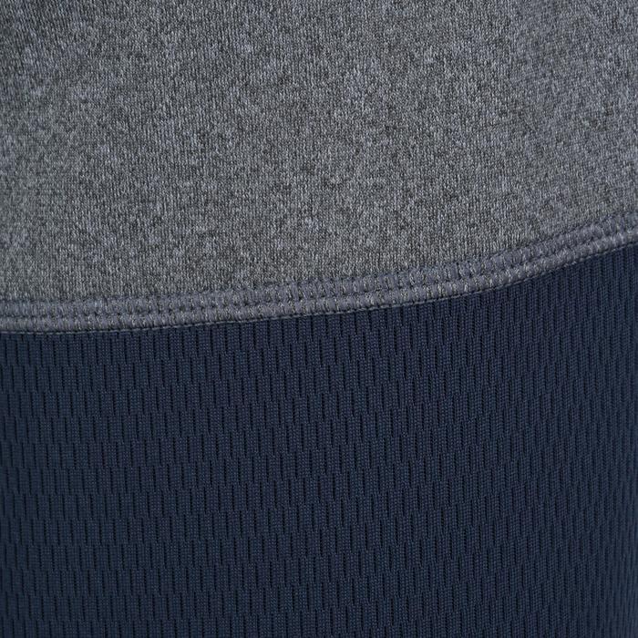 Pantalon 980 chaud slim Gym garçon poches imprimé marine - 1193765