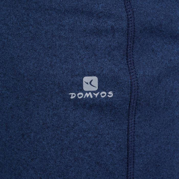 Pantalon 980 chaud slim Gym garçon poches imprimé marine - 1193810