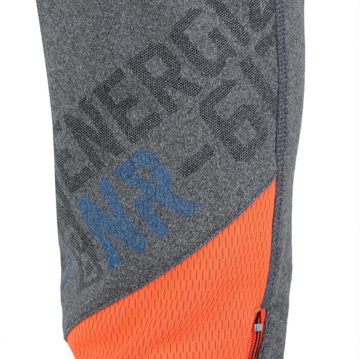 Pantalon 980 chaud slim Gym garçon poches imprimé marine - 1193823