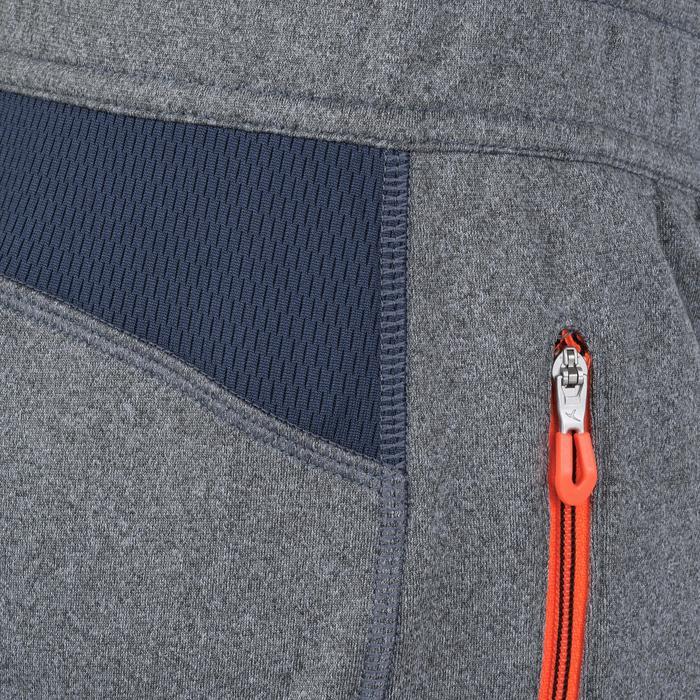 Pantalon 980 chaud slim Gym garçon poches imprimé marine - 1193838