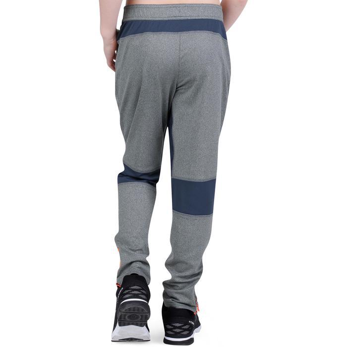 Pantalon 980 chaud slim Gym garçon poches imprimé marine - 1193845