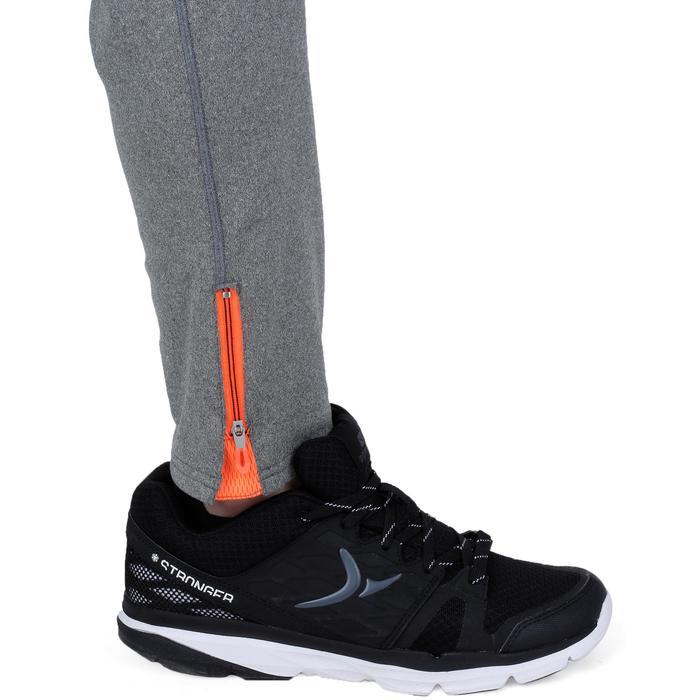 Pantalon 980 chaud slim Gym garçon poches imprimé marine - 1193848