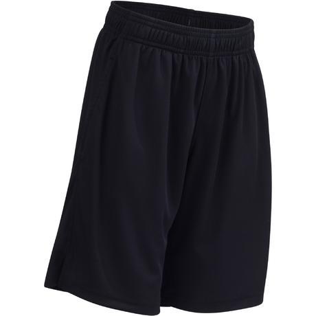 Short 560 Gym garçon poches noir  53caa87ee6d