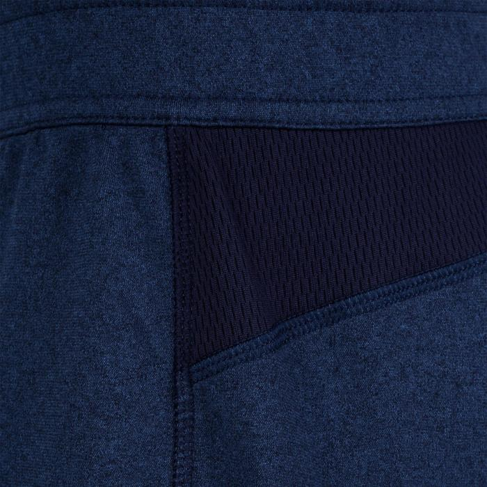 Pantalon 980 chaud slim Gym garçon poches imprimé marine - 1193865