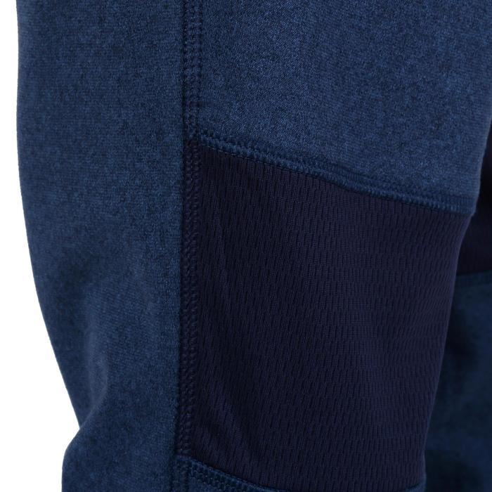 Pantalon 980 chaud slim Gym garçon poches imprimé marine - 1193876