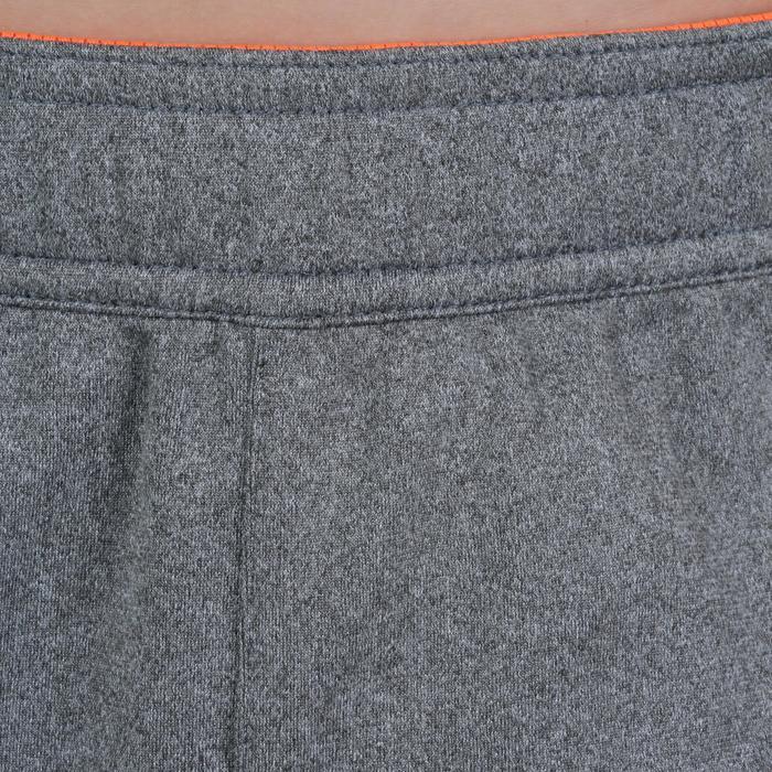 Pantalon 980 chaud slim Gym garçon poches imprimé marine - 1193917