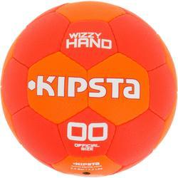 Balón de balonmano WIZZY FIRST Rojo T00 17/18