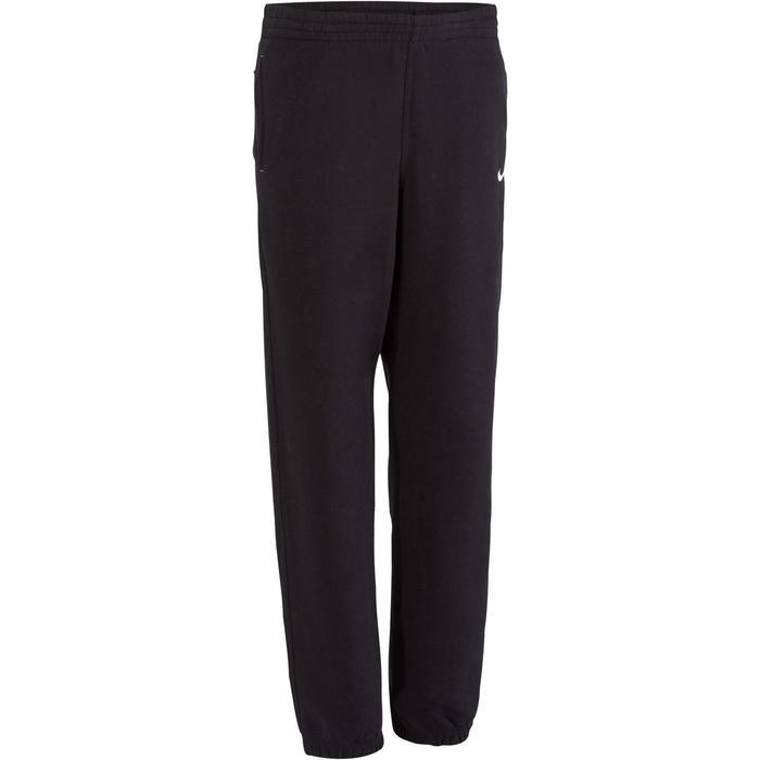 Pantalon molleton garçon noir - 1193969