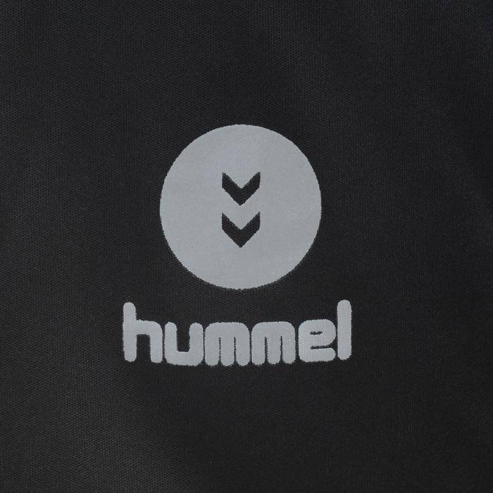 Short de handball Hummel campaign homme noir et jaune