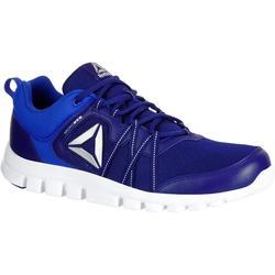 Herensneakers Yourflex blauw
