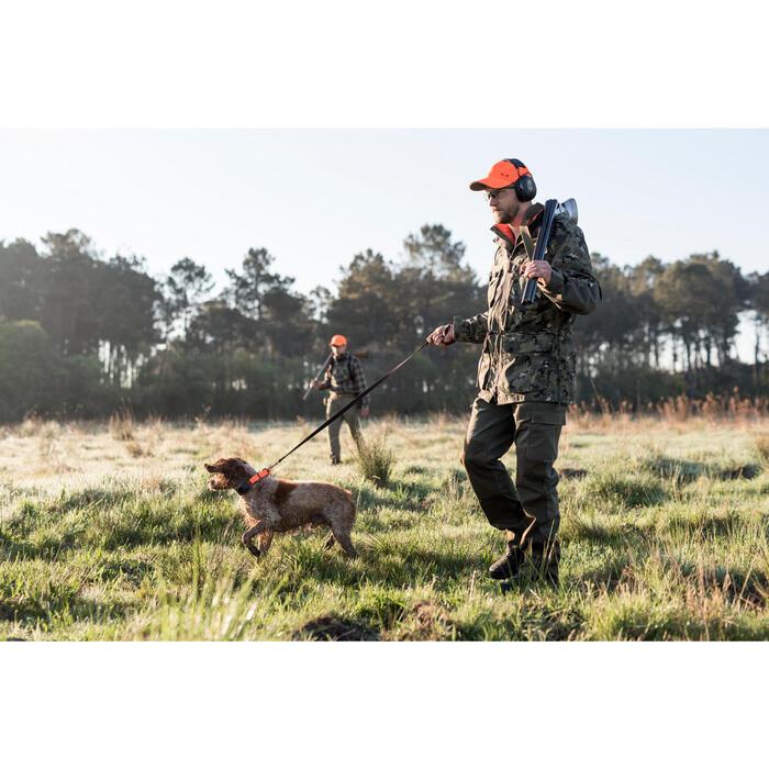Veste chasse 500 island vert