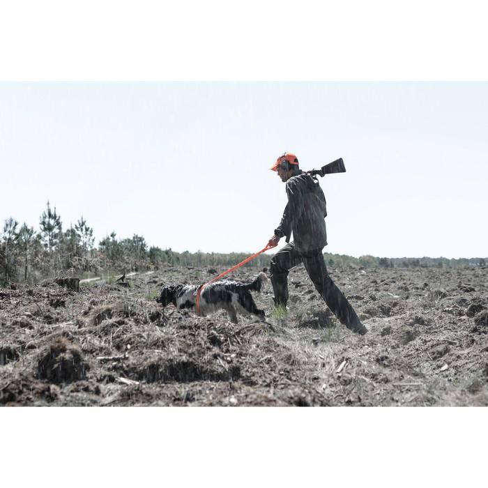 Surpantalon chasse imperméable 100 kaki - 1194233