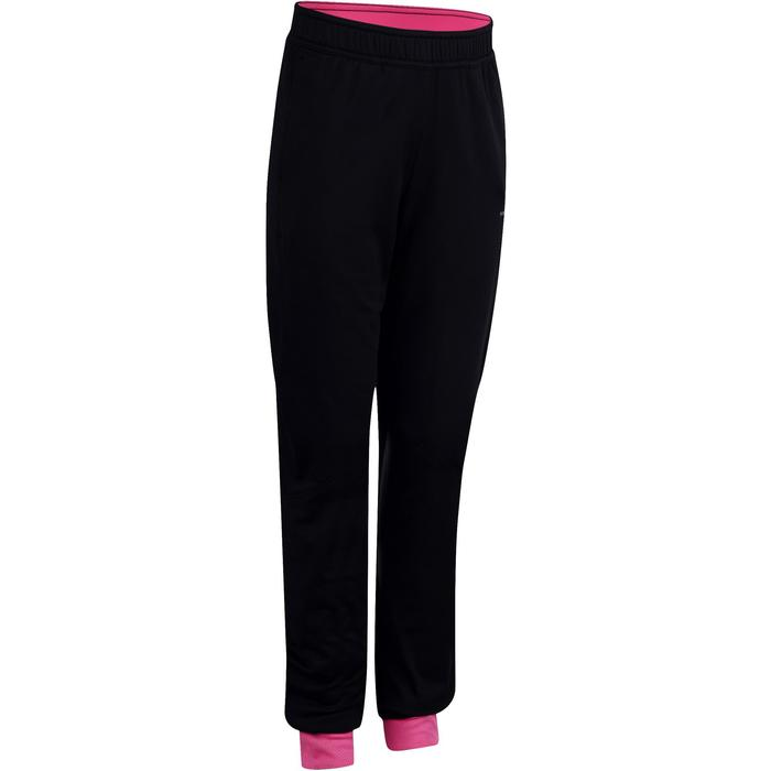 Pantalon 960 chaud slim Gym Fille poches - 1194284
