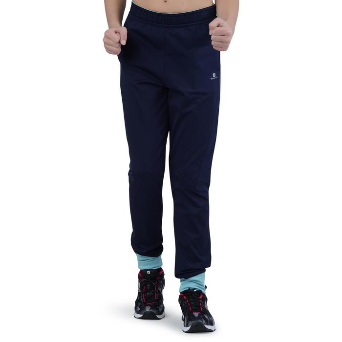Pantalon 960 chaud slim Gym Fille poches - 1194339