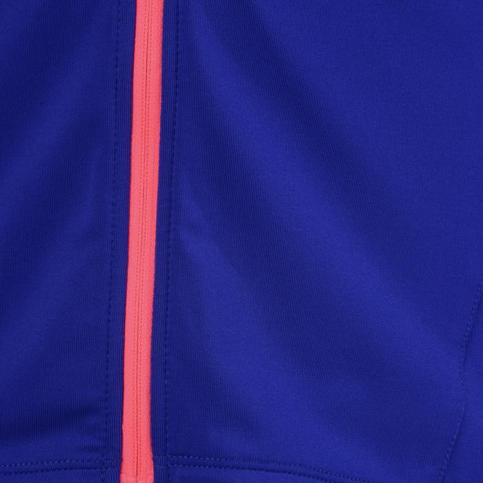 Veste zippée capuche Gym Energy fille - 1194343