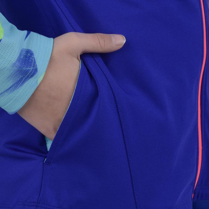 Veste zippée capuche Gym Energy fille - 1194399