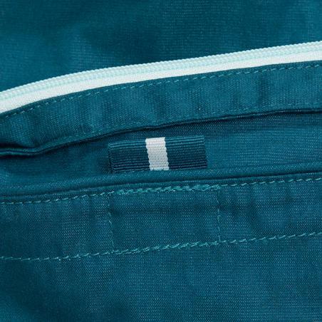 Chaleco de pesca -1 Júnior azul