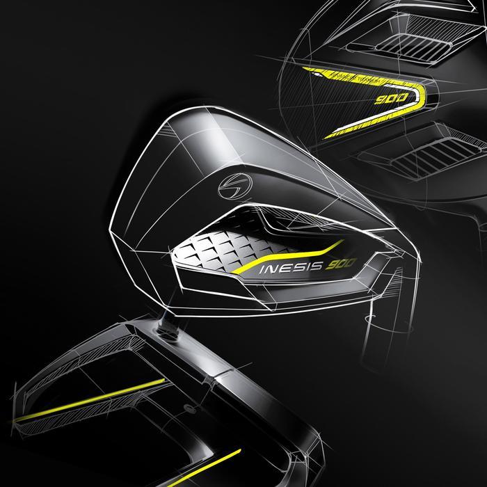 Golfset 7 clubs 500 voor heren linkshandig - 1194471