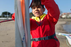 Winddichte spraytop 100 zwaardboot/catamaran, voor kinderen - 1194548