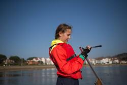 Winddichte spraytop 100 zwaardboot/catamaran, voor kinderen - 1194555