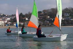 Winddichte spraytop 100 zwaardboot/catamaran, voor kinderen - 1194558