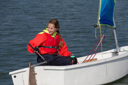 Winddichte spraytop 100 zwaardboot/catamaran, voor kinderen - 1194567