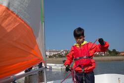 Winddichte spraytop 100 zwaardboot/catamaran, voor kinderen - 1194570