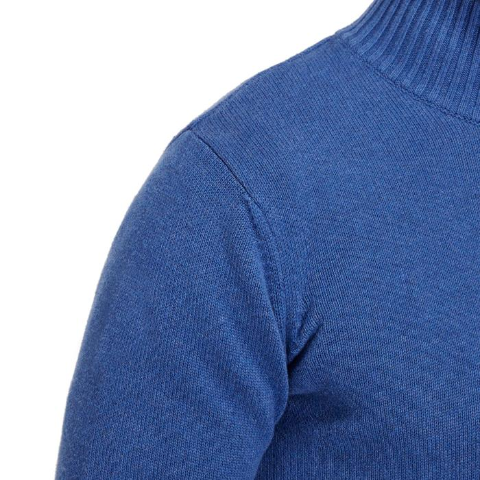PULL GOLF TEMPS FROID MARINE POUR HOMME - 1194703