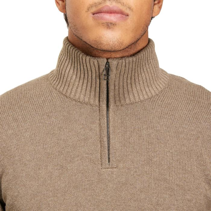 PULL GOLF TEMPS FROID MARINE POUR HOMME - 1194712
