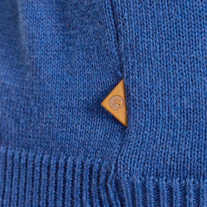 Golf-Pullover 540 Herren blau meliert