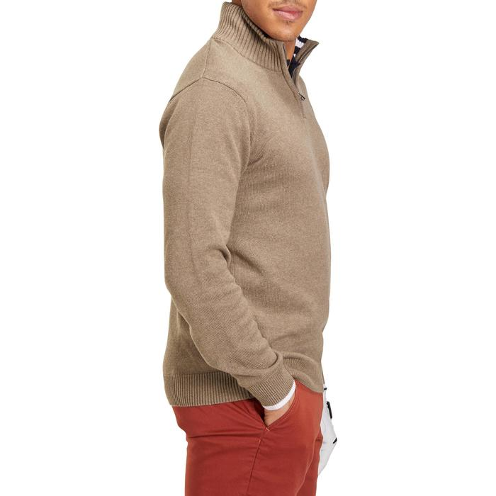 PULL GOLF TEMPS FROID MARINE POUR HOMME - 1194782