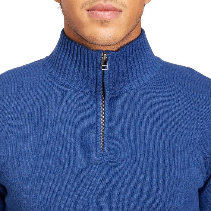 PULL GOLF TEMPS FROID MARINE POUR HOMME - 1194796