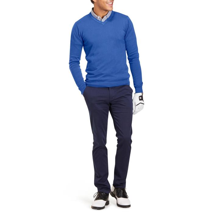 PULL GOLF HOMME 500 chiné - 1194856
