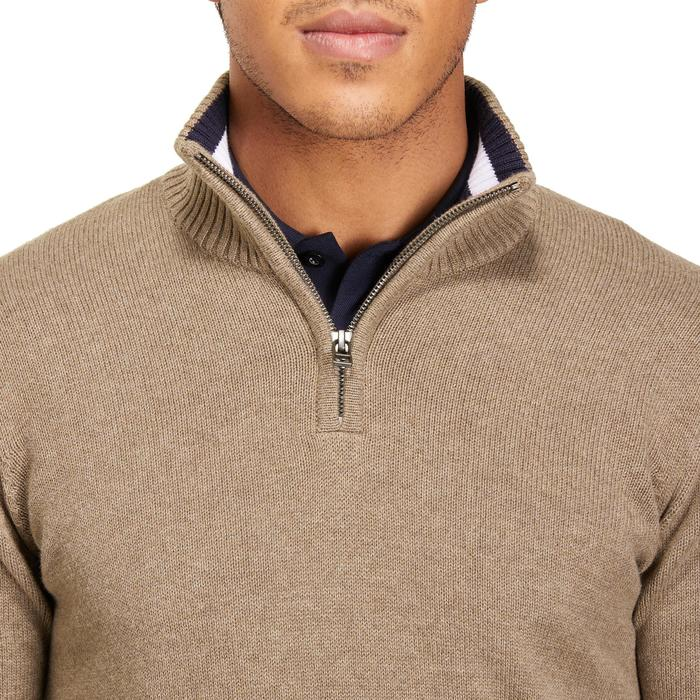 PULL GOLF TEMPS FROID MARINE POUR HOMME - 1194863